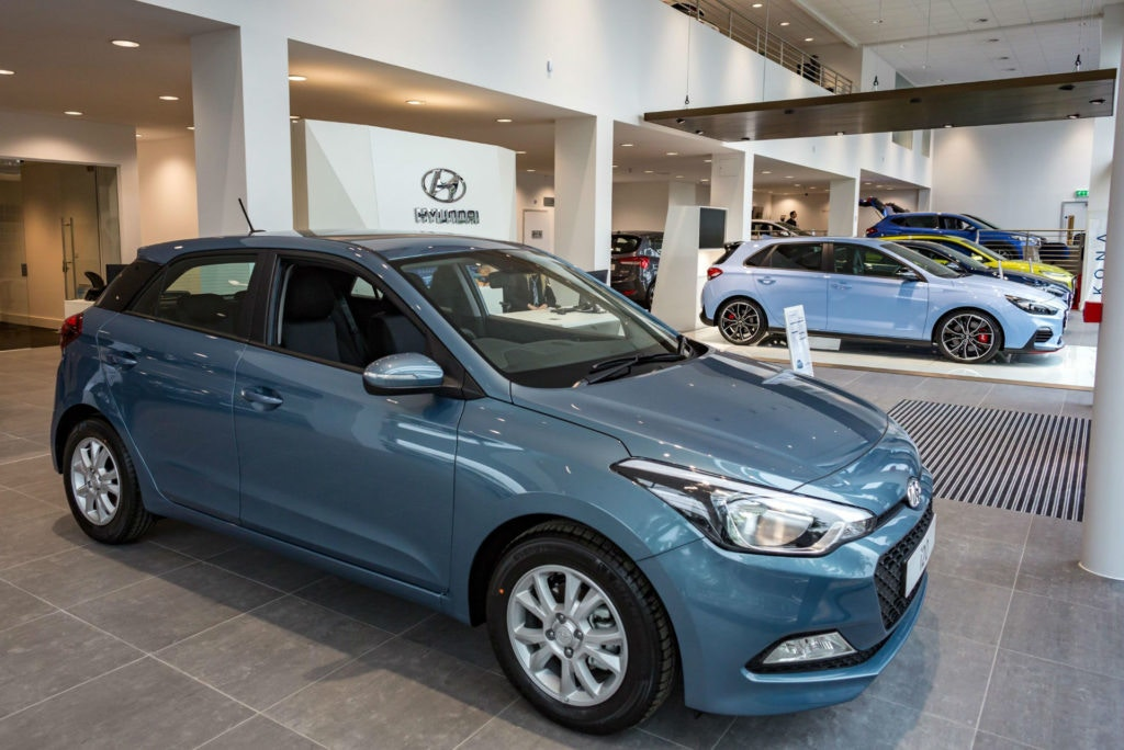 Hyundai for motability