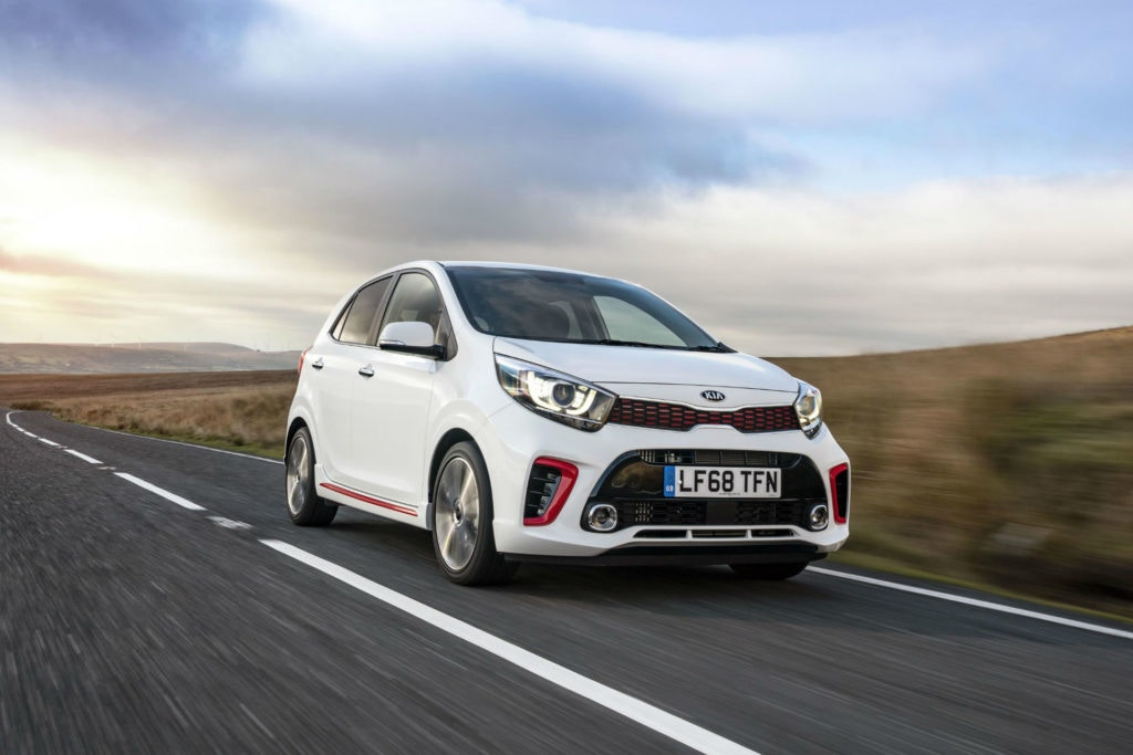 Kia's Picanto is a great first time car.