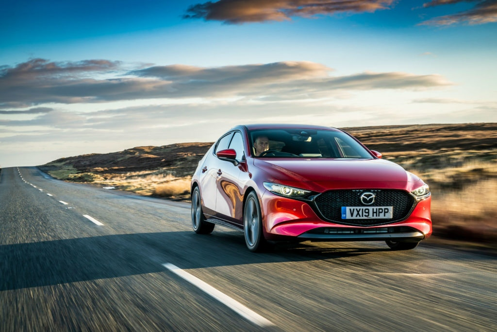 New Mazda 3 looks incredible as a shooting brake.