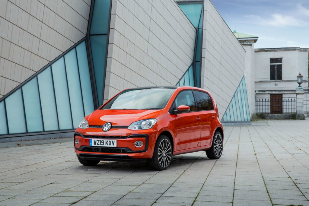 Volkswagens Up has one car of the year many times.