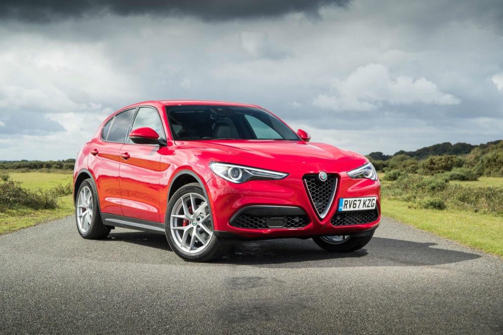 Alfa Romeo Stelvio, le SUV le plus maniable du marché