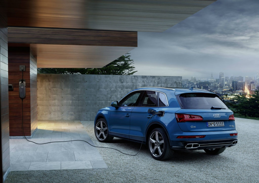 Audi Q5 Hybrid packs power and efficiency