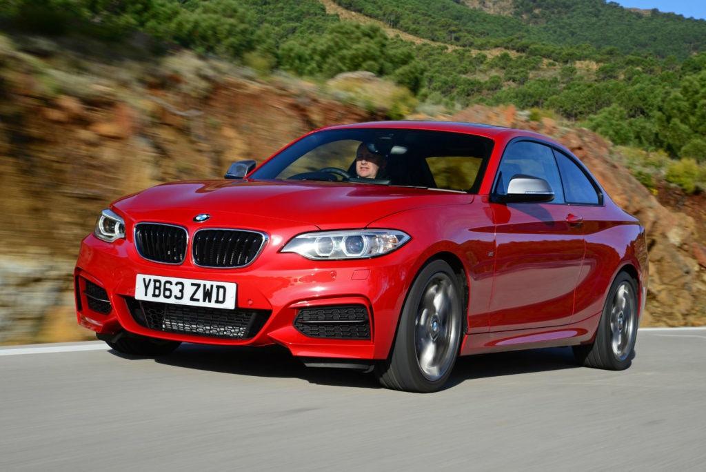BMW Série 2 2014