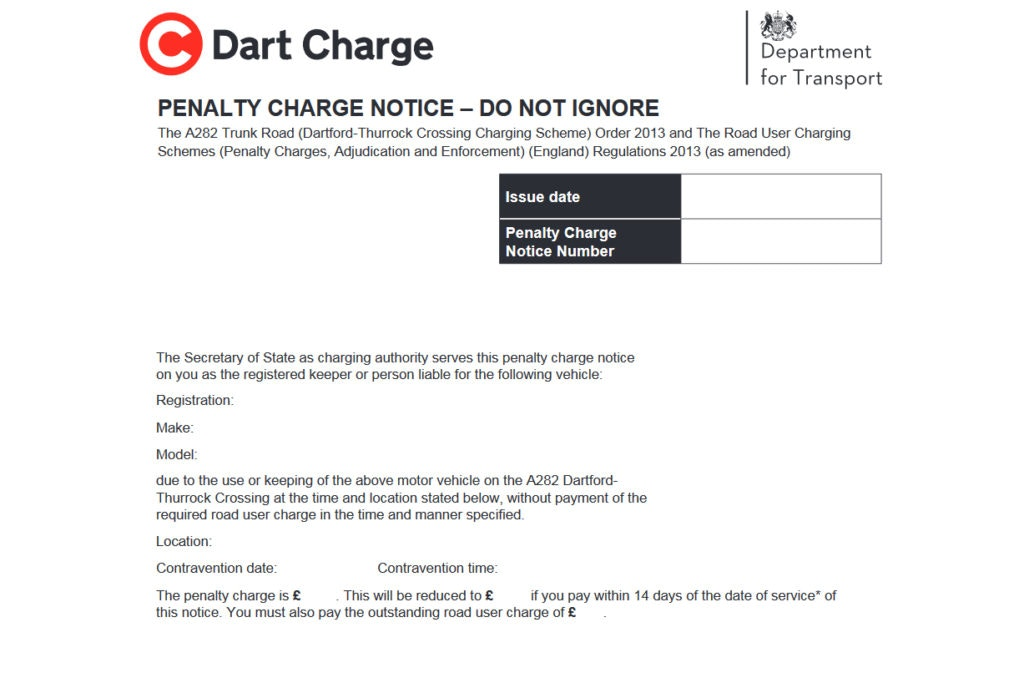 If you do get a Penalty Charge Notice, act quickly to appeal or to pay a lower amount