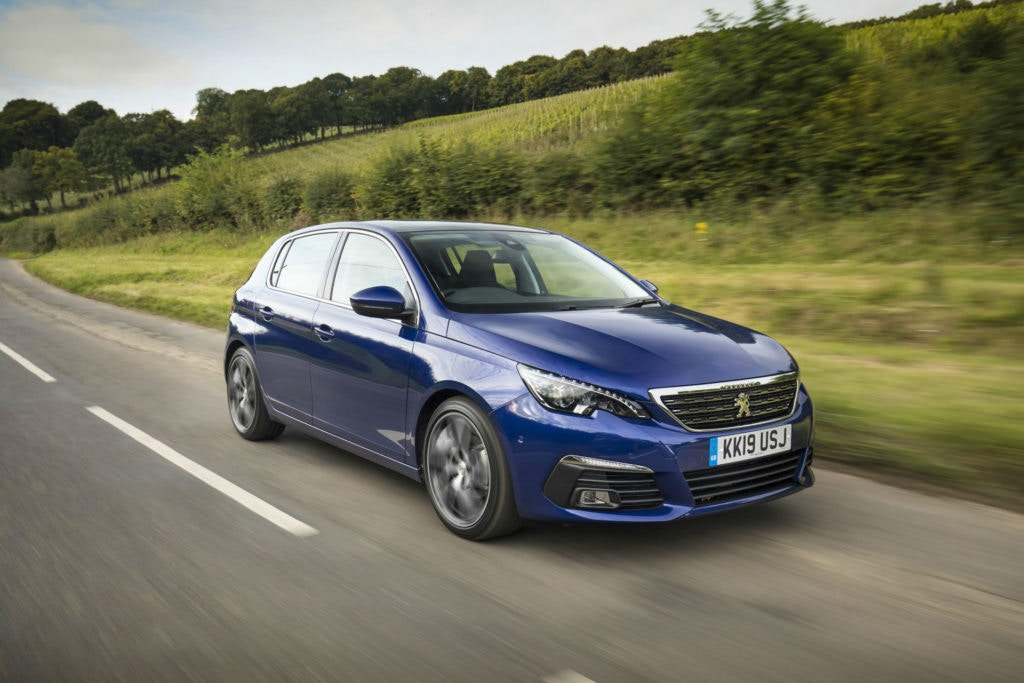 Facelifted Peugeot 308 has kept it looking fresh