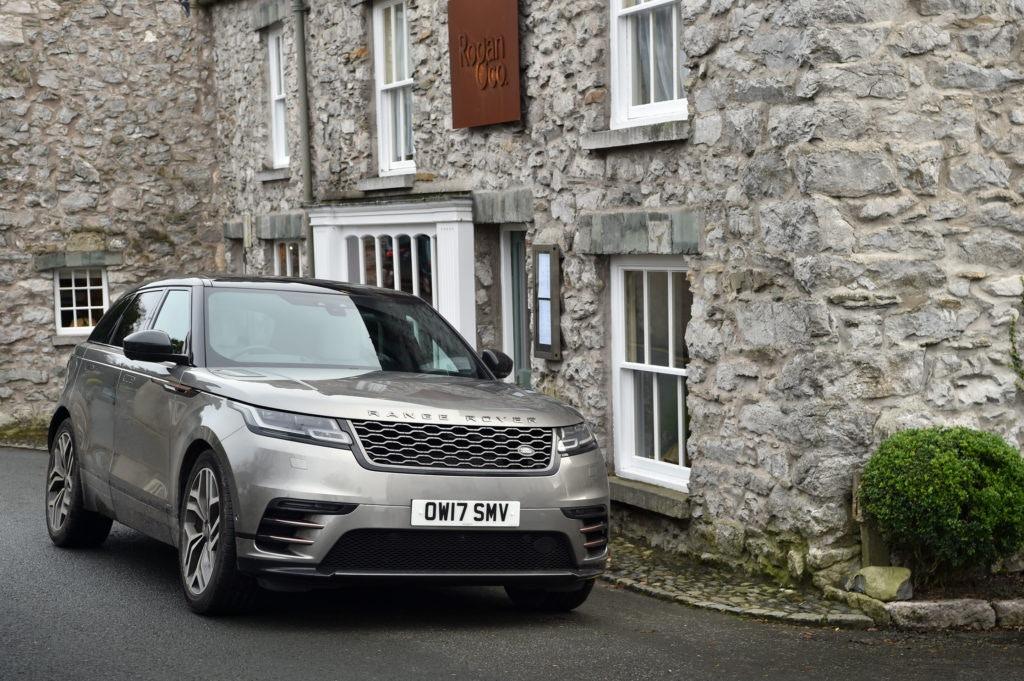 Range Rover Velar Front