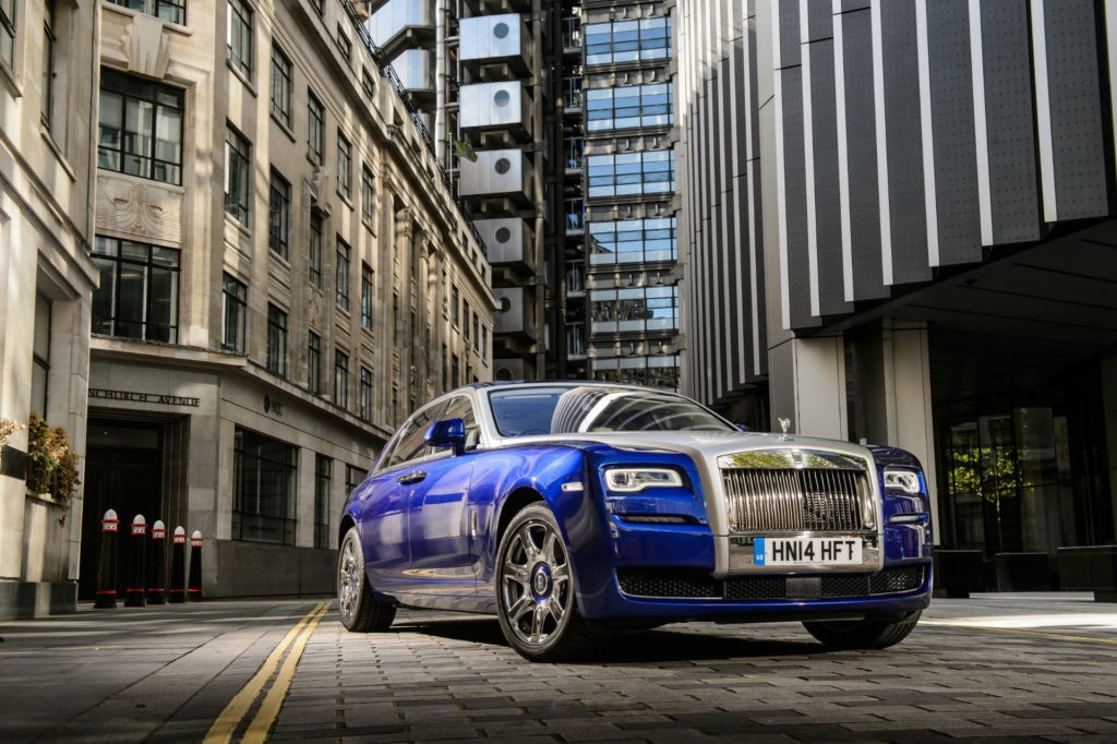 Rolls Royce Ghost the super luxury choice