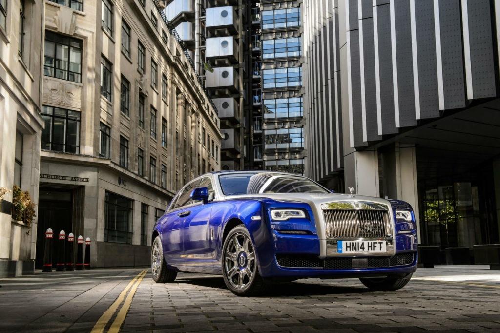 Rolls Royce Ghost : le super choix de luxe