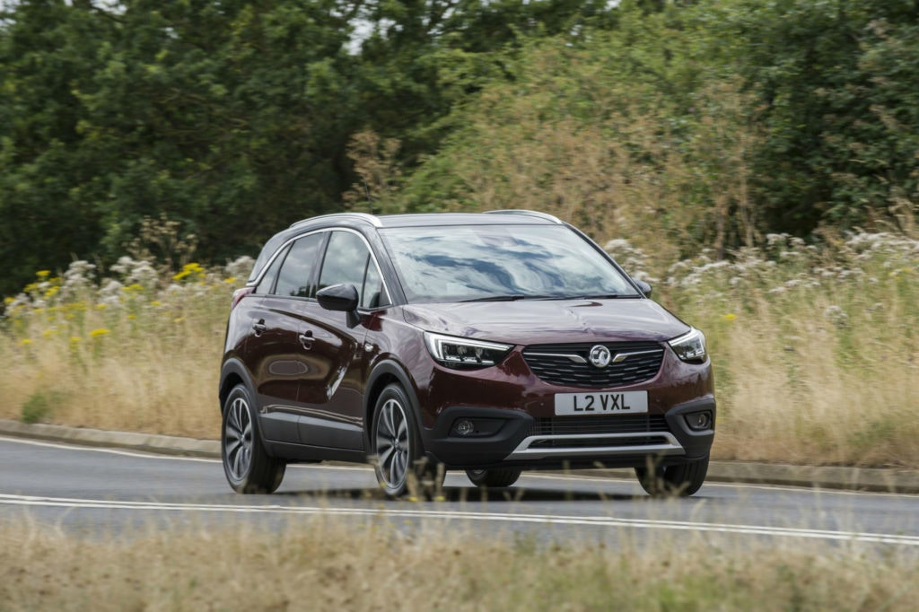 Vauxhall Crossland X a great scrappage switch