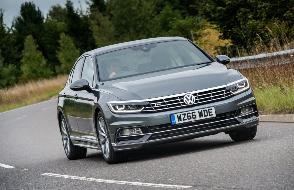 VW's Passat combines quality and comfort