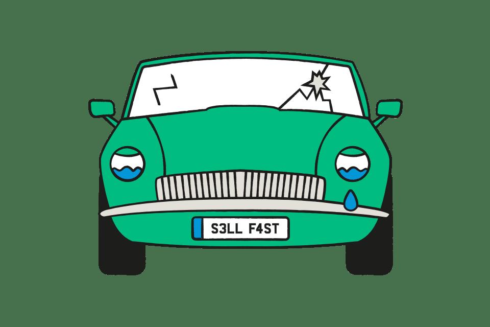 Scrap My Car For Cash In Birmingham