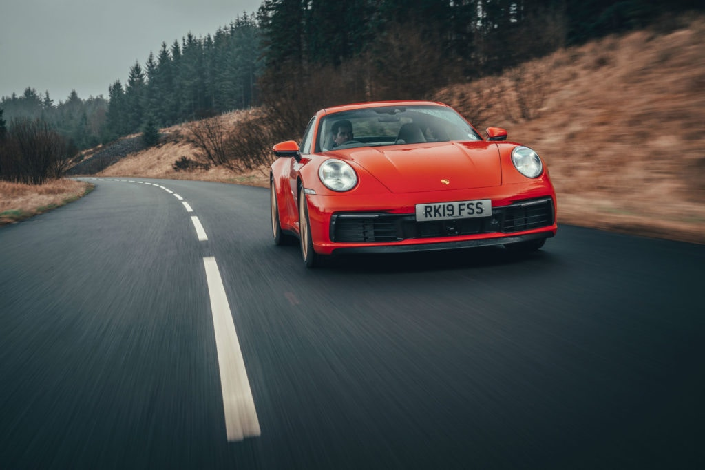 Brains and beauty: the Porsche 911